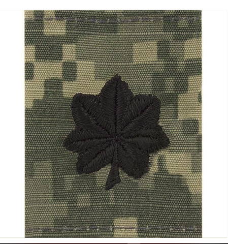 Vanguard ARMY GORTEX RANK: LIEUTENANT COLONEL - ACU JACKET