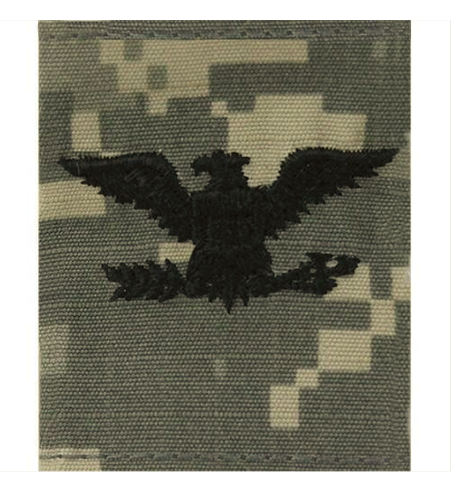 Vanguard ARMY GORTEX RANK: COLONEL - ACU JACKET