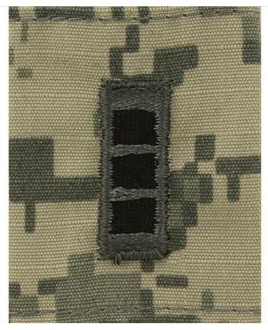 Vanguard ARMY GORTEX RANK: WARRANT OFFICER 3 - ACU JACKET