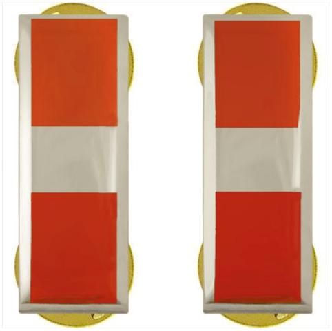 Vanguard MARINE CORPS COLLAR DEVICE: WARRANT OFFICER 3