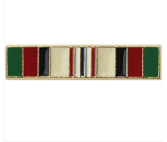 Vanguard Afghanistan Campaign Lapel Pin