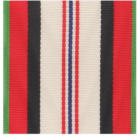 Vanguard Full-Size Afghanistan Campaign Ribbon Yardage