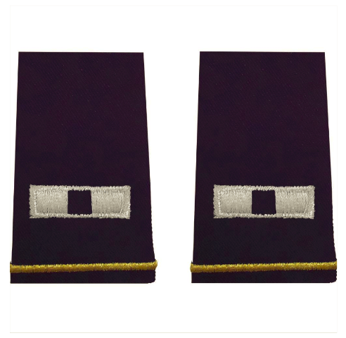Vanguard ARMY EPAULET: WARRANT OFFICER 1 - SMALL