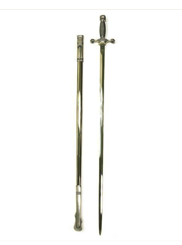 Vanguard AIR FORCE SWORD - 30 INCH WITH CLOTH COVER