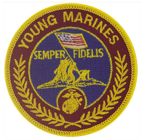 Vanguard YOUNG MARINE'S: SHOULDER PATCH