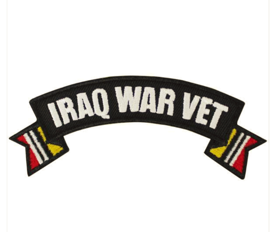 Vanguard VETERAN PATCH: IRAQI WAR