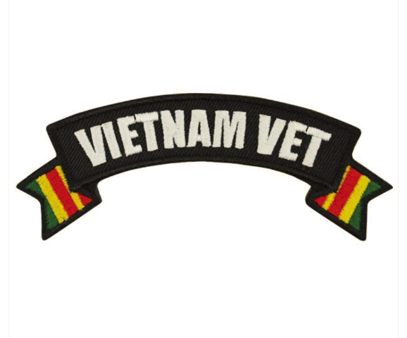 Vanguard VETERAN PATCH: VIETNAM