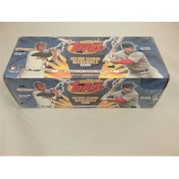 2000 Topps Baseball Blue Factory Set Sealed