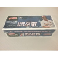 2000 Upper Deck Victory Baseball Factory Set Sealed