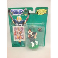 2000 Kurt Warner Starting Lineup Sports Superstar Collectibles St. Louis Rams