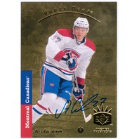 ALEX GALCHENYUK 2013-14 SP Authentic SP Retro Premier Prospects Gold Auto #PP29