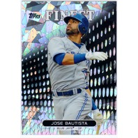 JOSE BAUTISTA 2013 Topps Finest Atomic Refractor 2/5 Card #66 Parallel
