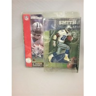 2001 Emmitt Smith McFarlane's Sportspicks Figure Dallas Cowboys Series 1 NFL