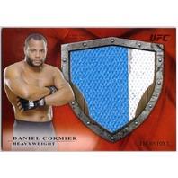 DANIEL CORMIER 2014 Topps Bloodlines UFC MMA 6/8 Jumbo Mat Relic Card