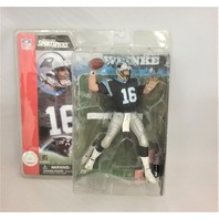 2002 Chris Weinke NFL McFarlane's Sportspicks Figure Series 3 Carolina Panthers