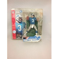 2003 Joey Harrington McFarlane Figure Debut Series 6 NFL Detroit Lions