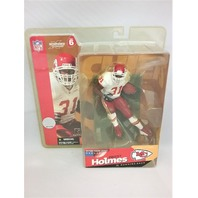 2003 Priest Holmes McFarlane Figure Debut Series 6 Kansas City KC Chiefs
