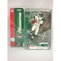 2003 Chad Pennington McFarlane's Sportspicks Figure NFL New York NY Jets Series 7 Action Figure Debut AFC East