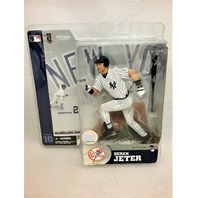 2004 Derek Jeter McFarlane Sportspick Figure Series 10 New York NY Yankees East Division MLB Major League Baseball
