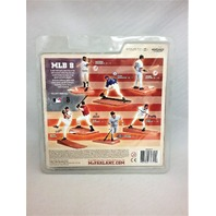 2004 John Smoltz Gray Grey Jersey Variant McFarlane's Sportspick Figure Series 8 Atlanta Braves MLB Major League Baseball