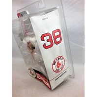 2004 Curt Schilling McFarlane's Sportspicks Figure Pitcher 38 Series 10 Boston Red Sox East Division MLB Major League Baseball