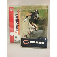 2004 Brian Urlacher 2 McFarlane Figure Series 9 NFL Chicago Bears