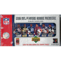 2006 Upper Deck Rookie Premiere NFL Players Box Set (Sealed)