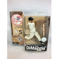2007 Joe DiMaggio Cooperstown Collection McFarlane's Sportspicks Figure New York NY Yankees Series 4 MLB The Yankee Clipper Joltin' Joe