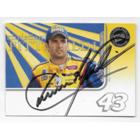 Christian Fittipaldi NASCAR 2004 Press Pass Authentics auto Autograph