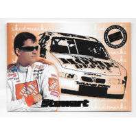 Tony Stewart NASCAR 1999 Press Pass Authentics Skidmarks /9