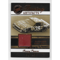 Benny Parsons NASCAR 2007 Press Pass Racing Artifacts /199 Race used sheet metal