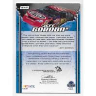 Jeff Gordon NASCAR 2002 Press Pass Eclipse Authentic Tire Skidmarks Rubber #SK4