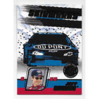 Jeff Gordon NASCAR 2002 Press Pass Authentics Skidmarks /9