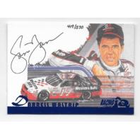 Darrell Waltrip NASCAR 1997 Sam Bass Racing IQ auto /570 autograph