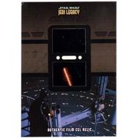 TWO CARDS 2013 Star Wars Jedi Legacy Film Cels FR30 DFR1 Vader/Luke Skywalker