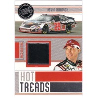 KEVIN HARVICK 2007 Press Pass Hot Treads Race Used Tire Card Goodwrench