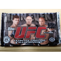 2010 Topps UFC Main Event Hobby 8 Card PACK (Sealed)(Random)