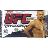 2010 Topps UFC Series 4 Hobby 8 Card PACK (Factory Sealed)(Random)