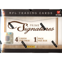 2011 Panini Prime Signatures Football Hobby Box (Sealed)
