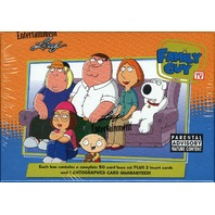 2011 Leaf Family Guy Seasons 3, 4 & 5 Trading Cards Box (Sealed)