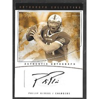 PHILIP RIVERS 2004 Fleer Flair Rookie Autograph Collection /350 RC