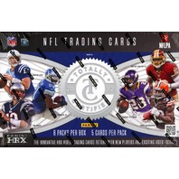 2012 Panini Totally Certified Football Hobby Box (Sealed)