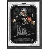 MARCUS ALLEN 2013 Topps Museum Collection Framed Autograph /20 RB Oakland Raiders