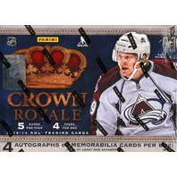 2013/14 Panini Crown Royale Hockey Hobby Box (Sealed) 13/14