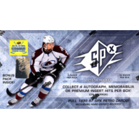 2013/14 Upper Deck SPx Hockey Hobby Box (Sealed) 13/14