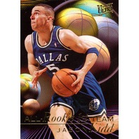 JASON KIDD 1995-96 Fleer Ultra All-Rookie Team Insert Card #4 95/96