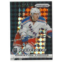Christian Thomas 2013-14 Panini Prizm Rookie Black Finite Prizms 1/1 RC Capitals