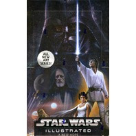 2013 Topps Star Wars Illustrated: A New Hope Hobby Box (Sealed)