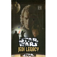 2013 Topps Star Wars Jedi Legacy Hobby Box (Sealed)
