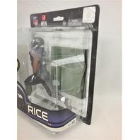 2013 Ray Rice McFarlane's Sportspicks Figure NFLPA NFL 32 Baltimore Ravens